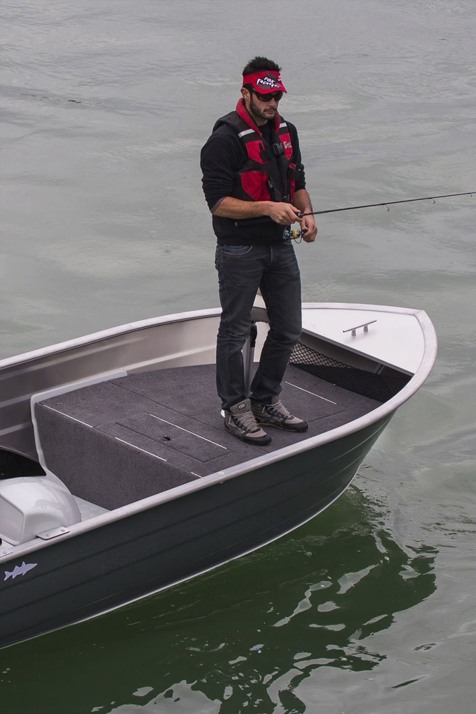 Nationwide Boat Shipping can ship your bass boat!