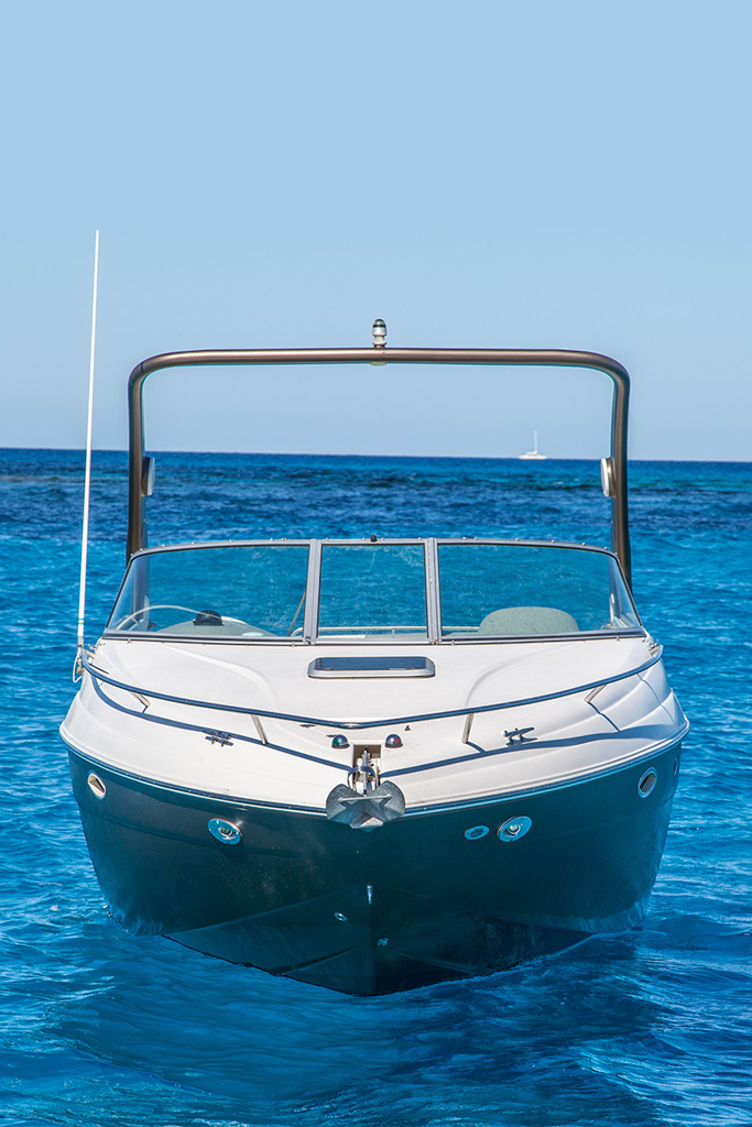 Nationwide Boat Shipping can ship your cuddy cabin boat!