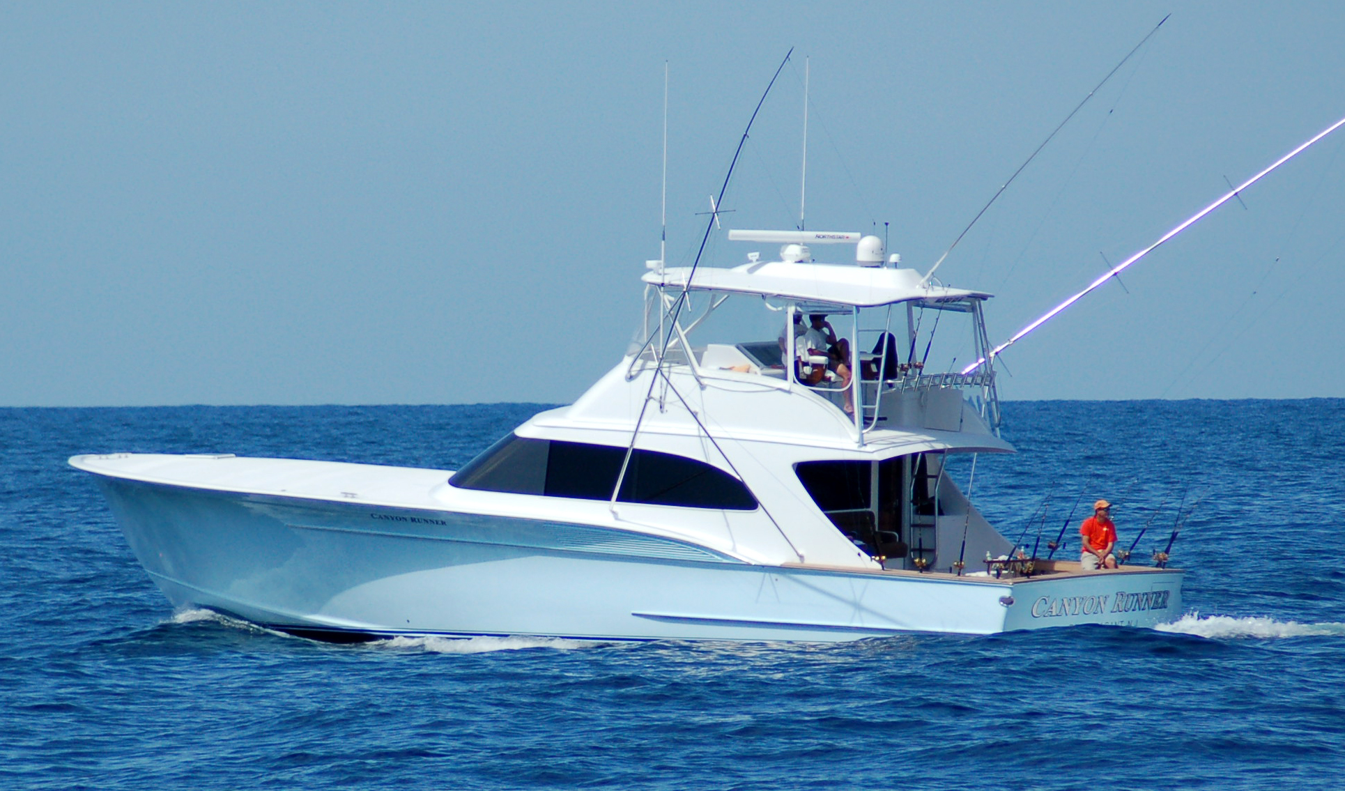 Nationwide boat shipping for Best sport fishing boats