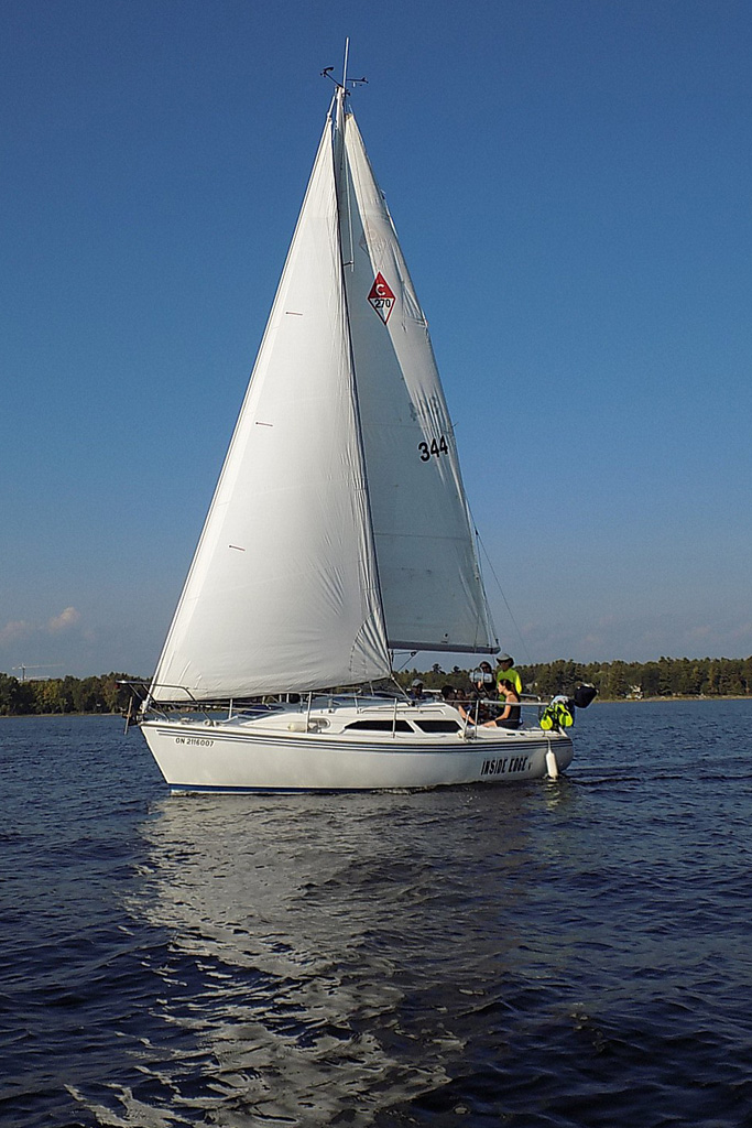 Nationwide Boat Shipping can ship your sail boat!