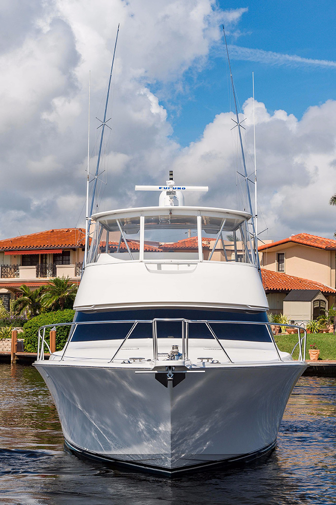Nationwide Boat Shipping can ship your sportfishing yacht!